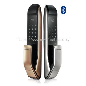 SHP-DP727 World 1st PUSH PULL Digital Door Lock