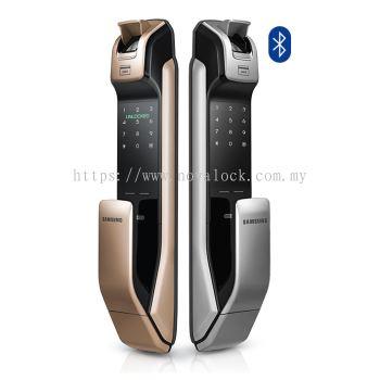 SHP-DP728 World 1st Biometric PUSH PULL Digital Door Lock