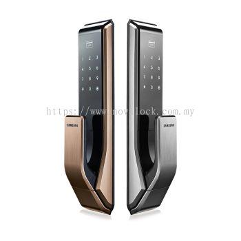 SHS-P717 World 1st PUSH PULL Digital Door Lock