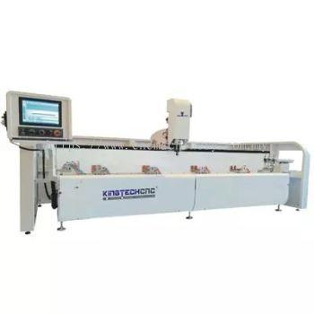 VX Series CNC 3+1 Aluminum Profile Machining Center