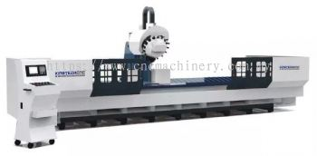 VG Series Turret Type CNC Heavy-Duty Profile Machining Center