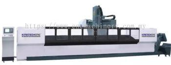 VE Series CNC Heavy-Duty Profile Machining Center-Disc Type