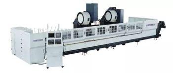Custom-made CNC Profile Machining Centers
