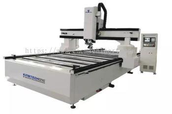 GA Series 4 Axis CNC Panel Machining Center
