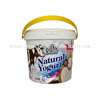 Yogurt (6 tub x 1.5 kg)