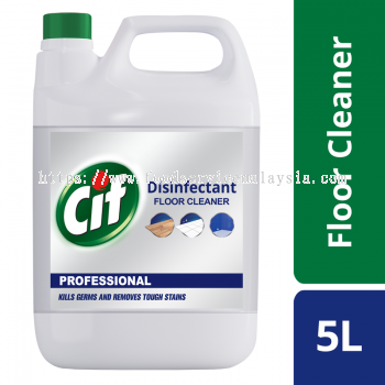 CIF Floor Cleaner (2 x 5 L)