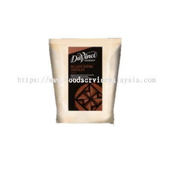 DVG Bellagio Sipping Chocolate (6 x 1 kg)