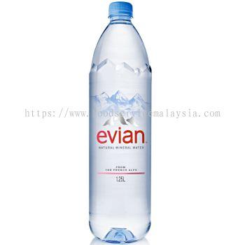 EVIAN Mineral Water (1.25L)