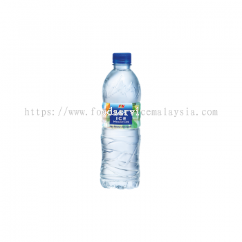 Ice Moutain Mineral Water (24 x 600 ml)