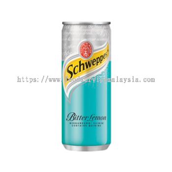 SCHWEPPES Bitter Lemon (12 x 320 ml)