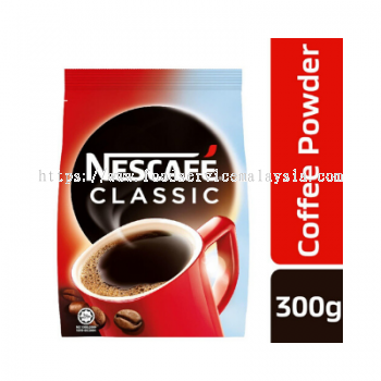 NESTLE Nescafe Classic New (24 x 300 gm)