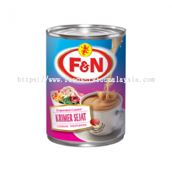 F&N Evaporated Creamer (48 x 390 g)