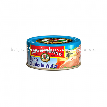 Tuna Chunk in Water