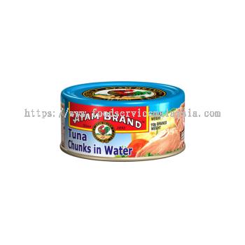 Tuna Chunk in Water (24 x 150 gm)