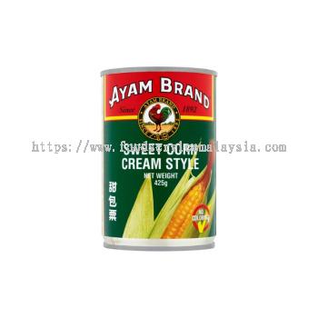 Sweetcorn (Cream Style) (24 x 425 gm)