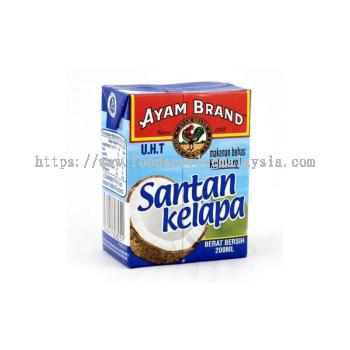 Coconut Milk (24 x 200 ml)