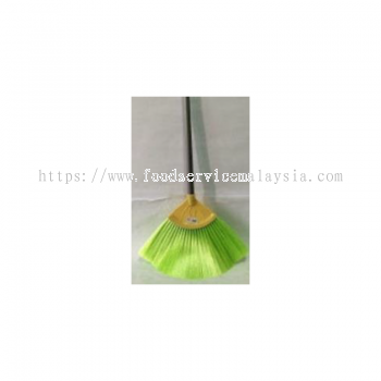 PVC Broom With Handle (1 pcs)