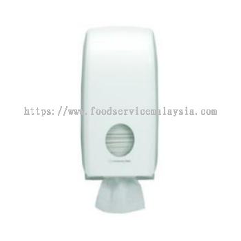 Aquarius Hygienic Bath Tissue Dispenser (1 unit)