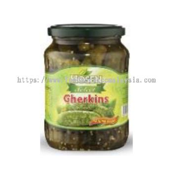Hosen Select Gherkins (12 x 680 gm)
