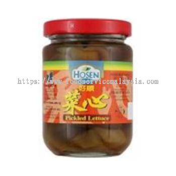 Hosen Pickled Lettuce (24 x 170 gm)