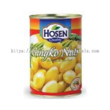 Hosen Gingko Nuts (24 x 397 gm)
