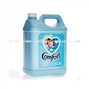 Comfort Fabric Conditioner- Touch of Love (4 x 5 L)
