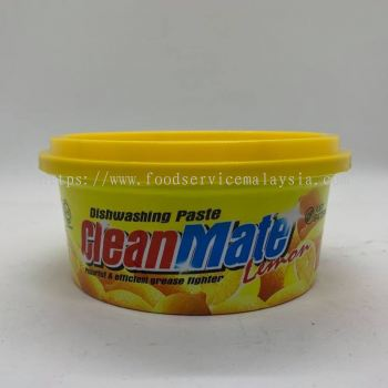 DISHWASHING DISH WASHER PASTE ANTI BACTERIAL (HALAL) (LEMON) (400gm)