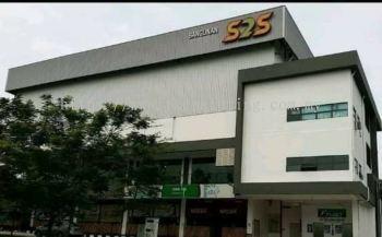 芙蓉:S2S美食中心的翻新油漆工程完成品。