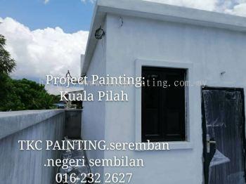 # Project: #Kuala Pilah#要油漆#找我们#Paint it.#Looking Me!TKC Painting#Seremban#Negeri Sembilan #拥有20年的油漆经验 #让您安心~#价格最公道! ●#承包与#承接:#各室内外大小油漆工程与#油漆服务。 ~#业大小油漆#单层/#双层店屋与#排屋#Banglo,#半独立式,#独立式,#蓄水池#TNB,#酒店,#工,#神庙,#学校等各大小 '油漆'…… #Painting services &#Painting Projects #package labor and materials。 #Shophouse, #home, #temple, #factory,#Tangki#and #school…… https://m.facebook.com/tkcpaintingN.S/?ref=bookmarks https://www.facebook.com/pg/tkcpaintingN.S/about/https://www.tkcpainting.com.myhttp://wa.me/60162322627whatsapp:016-232 2627