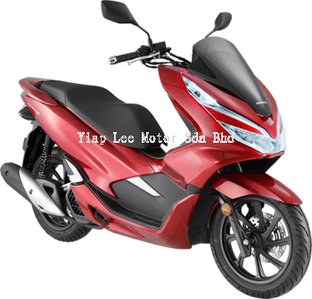 PCX (Euphoria Red Metallic) New Model