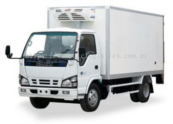 Chiller Truck Rental - HLC Logistics Sdn Bhd