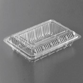 Takeaway plastic box