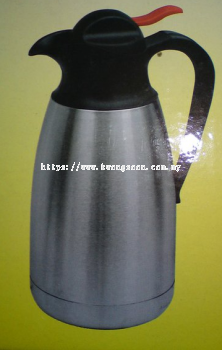 Stainless Steel - Coffee/ Tea Pot