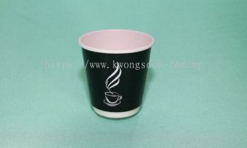 8oz 12oz 16oz double wall hot paper cup