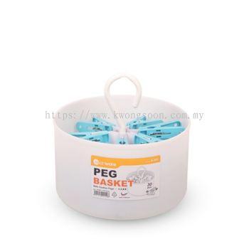 E-963 Peg Basket
