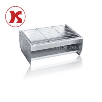 METAL BBQ GRILL STOVE OUTDOOR CHARCOAL