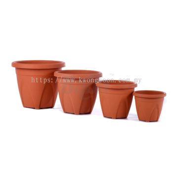 Baba Round Gardening Pot Բ�����ϻ���