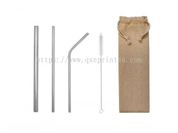 CS3005 - Straw Set With Box