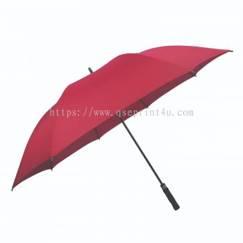 "U7015 - 30"" Auto Open Pongee Umbrella"