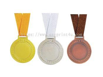 MTM100 - Metal Medal