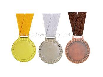MTM101 - Metal Medal