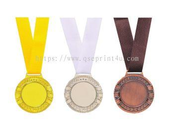 MTM102 - Metal Medal