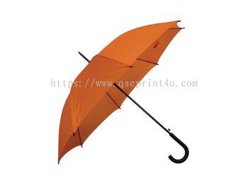 """U7023 - 24"""" Crook Handle Umbrella"""