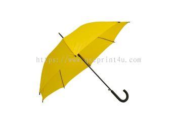 """U7026 - 24"""" Crook Handle Umbrella"""