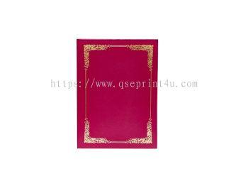 S1002 - Certificate Holder