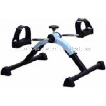 Foldable pedal exerciser