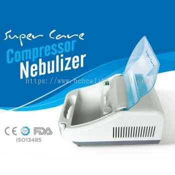 Super Care Compressor Nebulizer