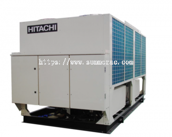 Hitachi Air-Cooled Chiller RCUF-AZY1 & RCUF-AZPY1