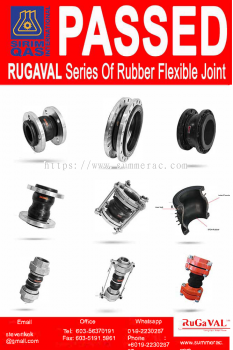 Rugaval Flexible Rubber Joint