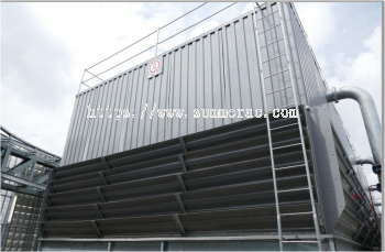 Liang Chi Cooling Tower -Square Type - Counter Flow Type